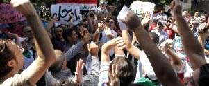 'Suriyeli eylemciler yurtdışında da hedefte'