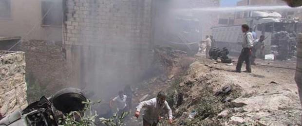 Suriye'nin kuzeyinde saldırı: 29 ölü