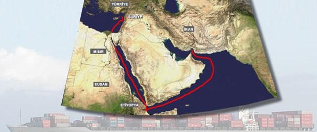 Suriye'ye giden silah yüklü gemi durduruldu