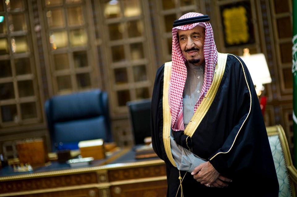 Yeni kral Selman bin Abdülaziz