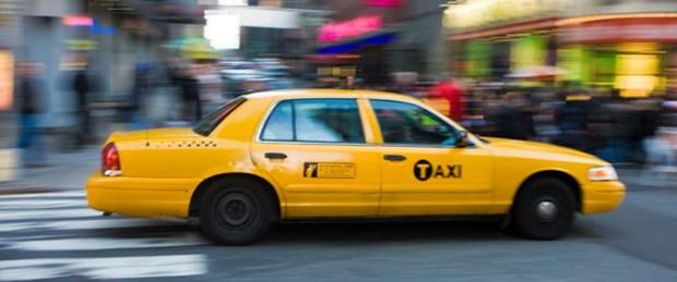 Taksiye kusan 100 dolar ödeyecek