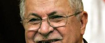 Talabani: PKK silah bırakmalı