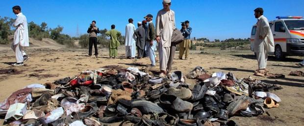 Taliban cenazeye saldırdı: 34 ölü