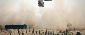 Taliban NATO helikopterini düşürdü
