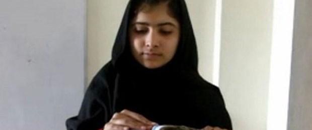 Taliban'dan çocuk aktiviste saldırı