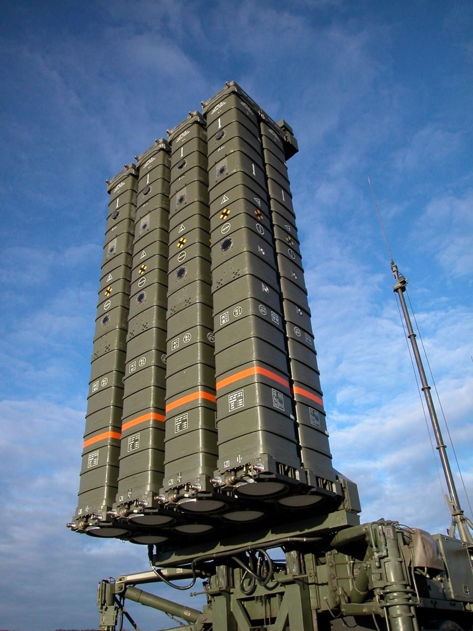 SAMP-T hava savunma ile ilgili görsel sonucu