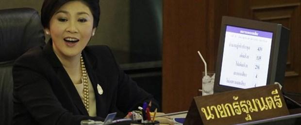 Tayland'da başbakanın güvenoyu zaferi