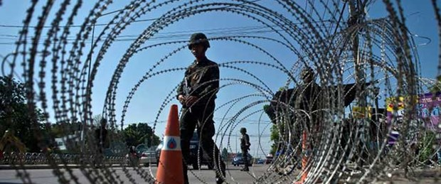 Tayland'da ordu darbe yaptı