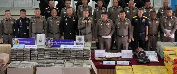 tayland uyuşturucu