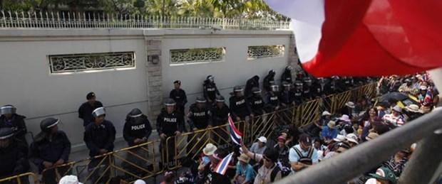 Tayland'dan seçim erteleme talebine ret