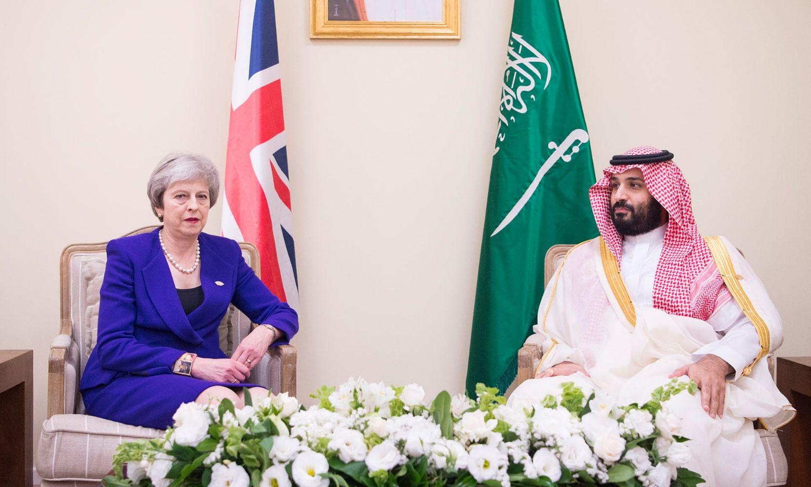 İngiltere Başbakanı Mayden Suudi Arabistana Türk yetkililerle iş birliği çağrısı 52