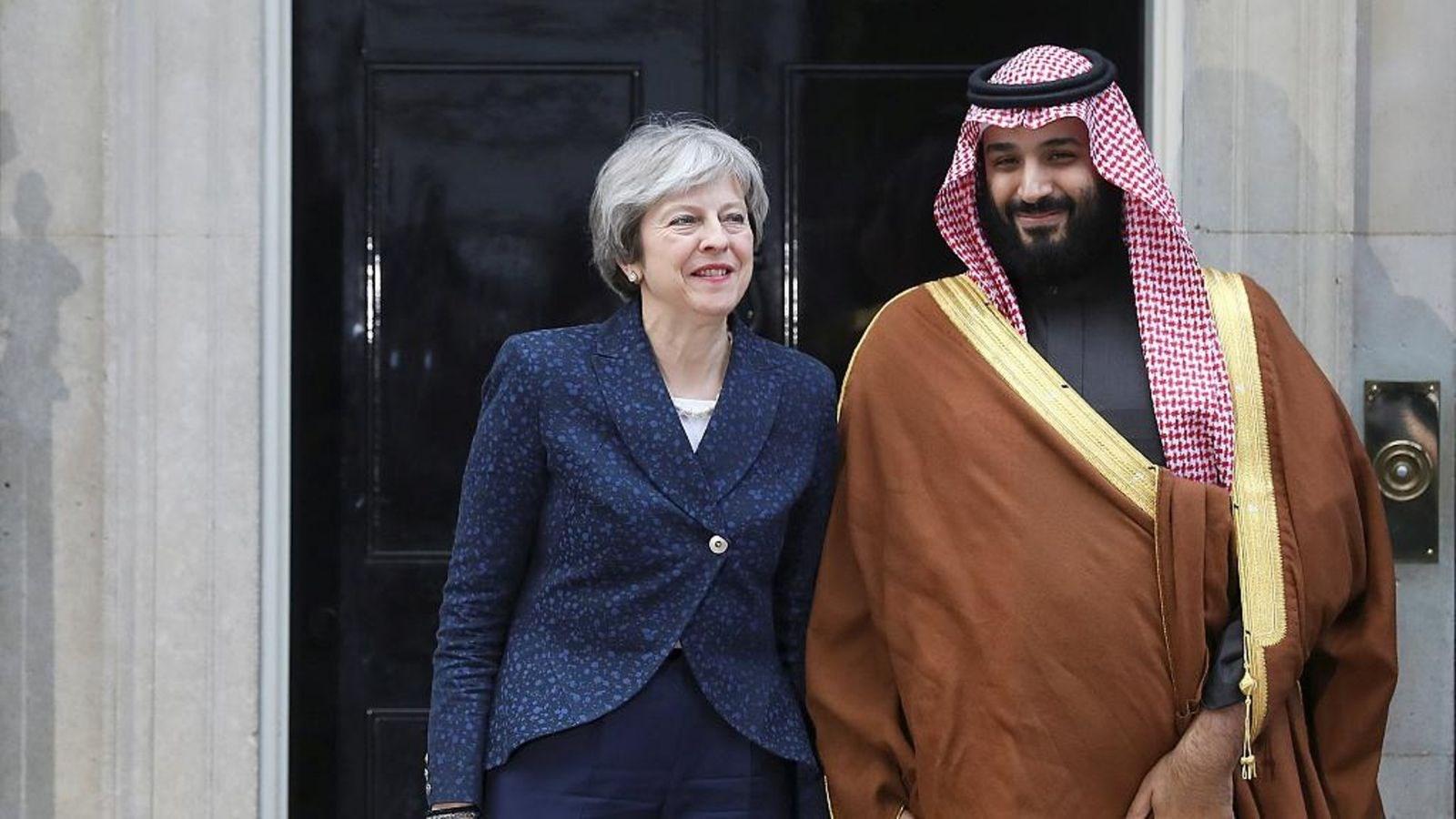 İngiltere Başbakanı Mayden Suudi Arabistana Türk yetkililerle iş birliği çağrısı 24