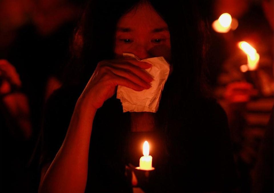 Tiananmen'in 25. yılı