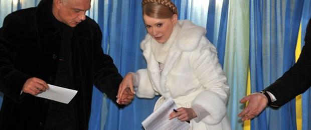 Timoşenko'nun kocası sığınma istedi