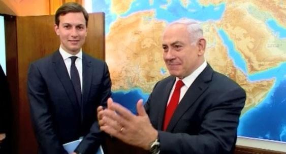 ABD Başkanı Donald Trump'ın Ortadoğu danışmanı Jared Kushner İsrail Başbakanı Binyamin Netanyahu ile görüştü.