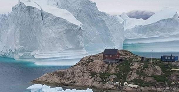 Trump Grönland'ı Danimarka'dan satın almak istiyor