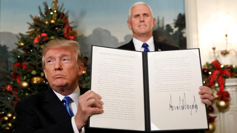 ABD FİLİSTİN GÖRÜŞMELERİNDEKİ ARABULUCULUK ROLÜNÜ KAYBETTİ
