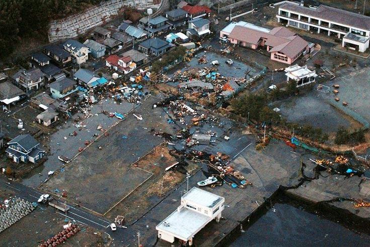 short essay tsunami japan 2011