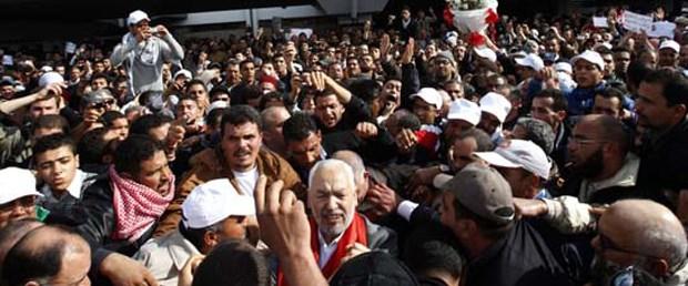 Tunus'ta İslamcı hareket yasallaştı