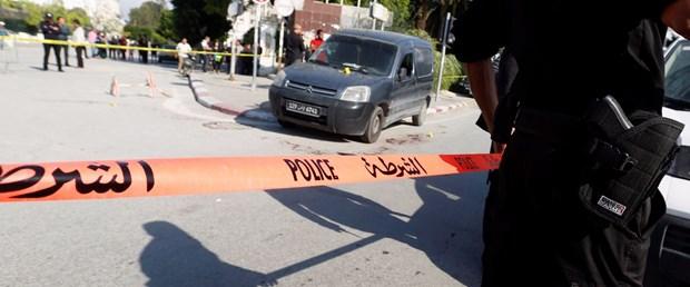 tunus polis bıçak saldırı011117.JPG