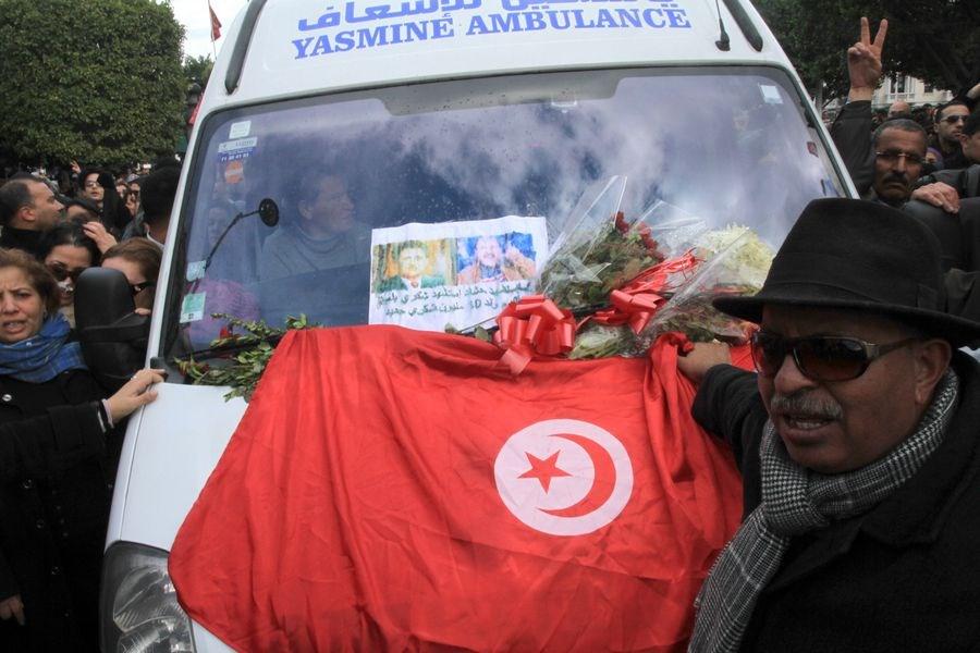 Tunus'ta 'suikast' gerginliği