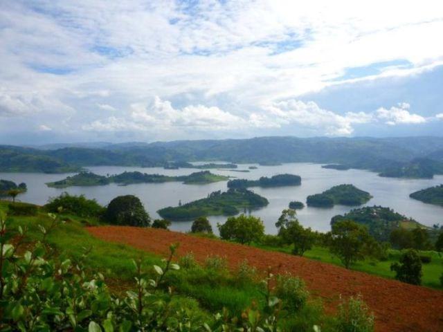 Bunyonyi Gölü, Güney Uganda