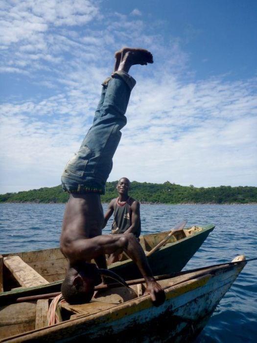 Tanganyika Gölü