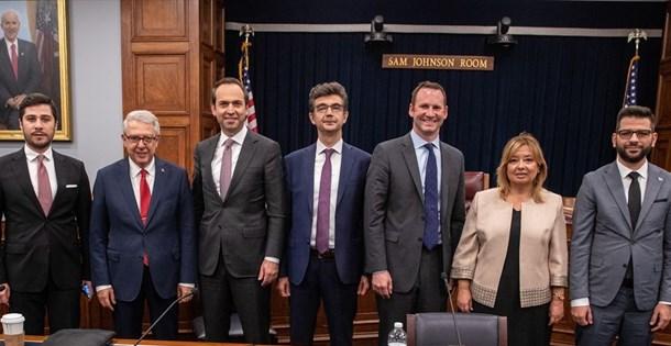 Türk-Amerikan ilişkileri ABD Kongresi'nde tartışıldı