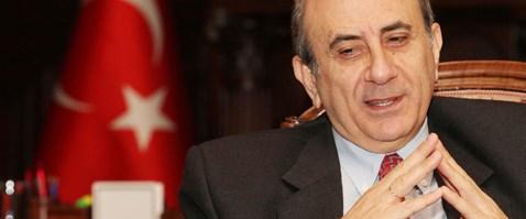 Türk büyükelçiden rest