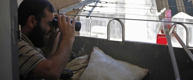 'Türk milisler Esad'a karşı savaşıyor'