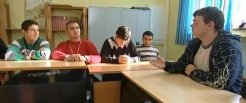 'Türk öğrenciler Almanları eziyor'
