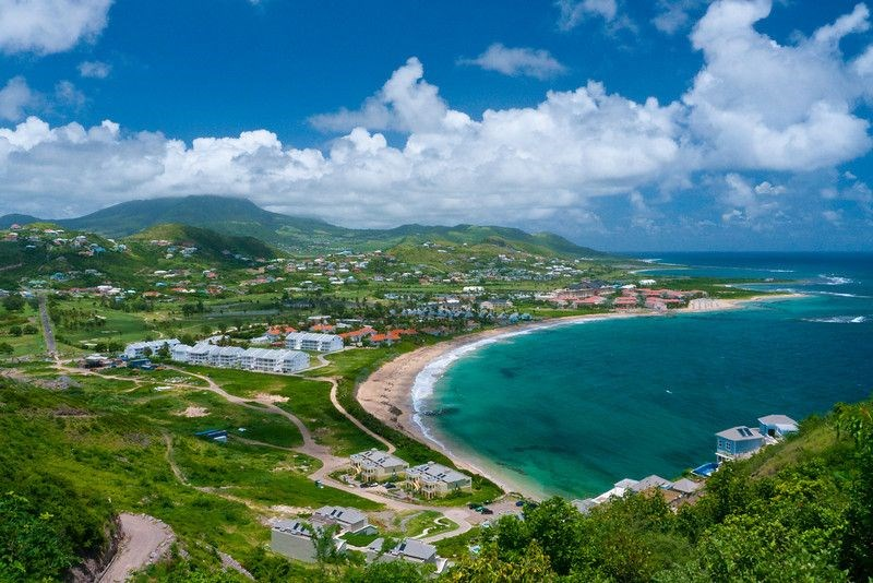 St. Christopher (St. Kitts) ve Nevis