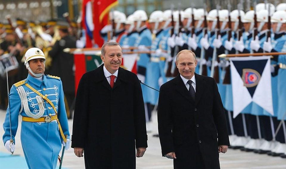 'Türkiye ve Rusya pazarı sarsacak'