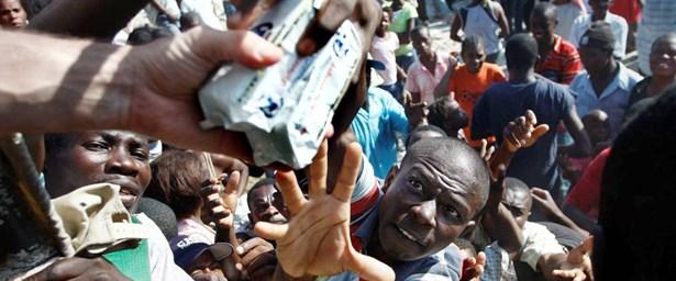 Türkiye'den Haiti'ye 1 milyon dolar