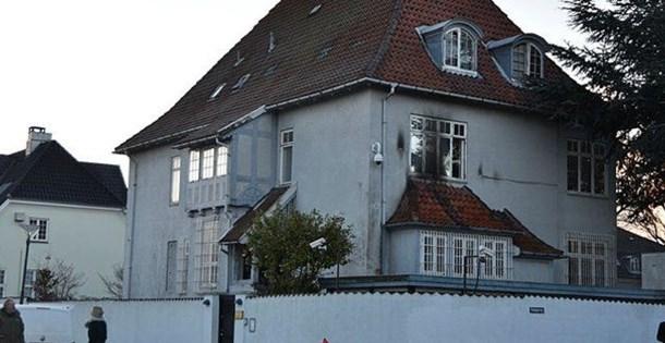 Türkiye'nin Kopenhag Büyükelçiliği'ne saldıranların cezası onandı