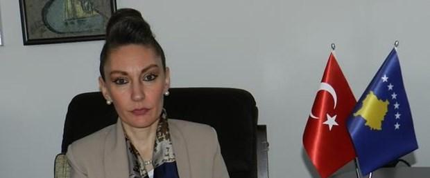 Türkiye'nin Kosova Büyükelçisi Kıvılcım Kılıç'ın aracı kaza yaptı