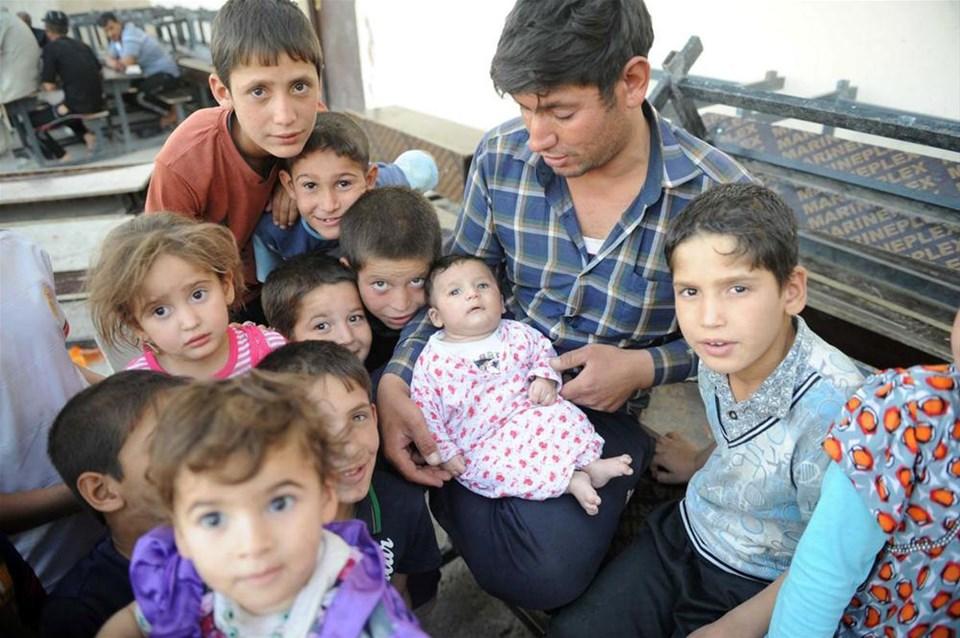 Türkmenler IŞİD'den kaçıyor