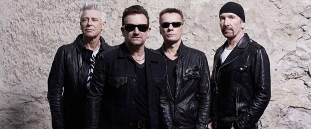 U2'dan Trump rötarı
