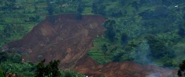 uganda heyelan toprak kayması