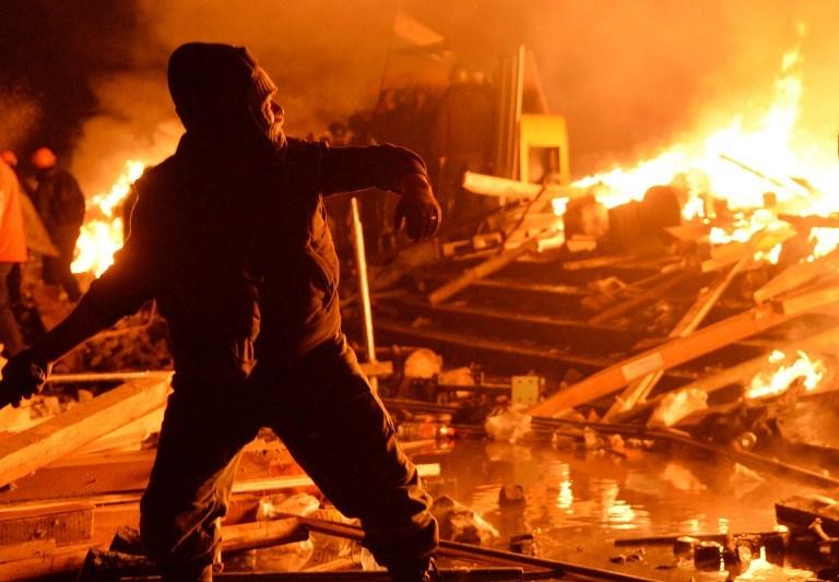 'Düşmanı öldürmek için ayağa kalk Ukrayna'