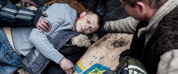 Ukrayna'da ölü sayısı 75'e yükseldi