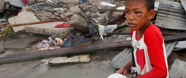 UNICEF: Tayfundan 4 milyon çocuk etkilendi