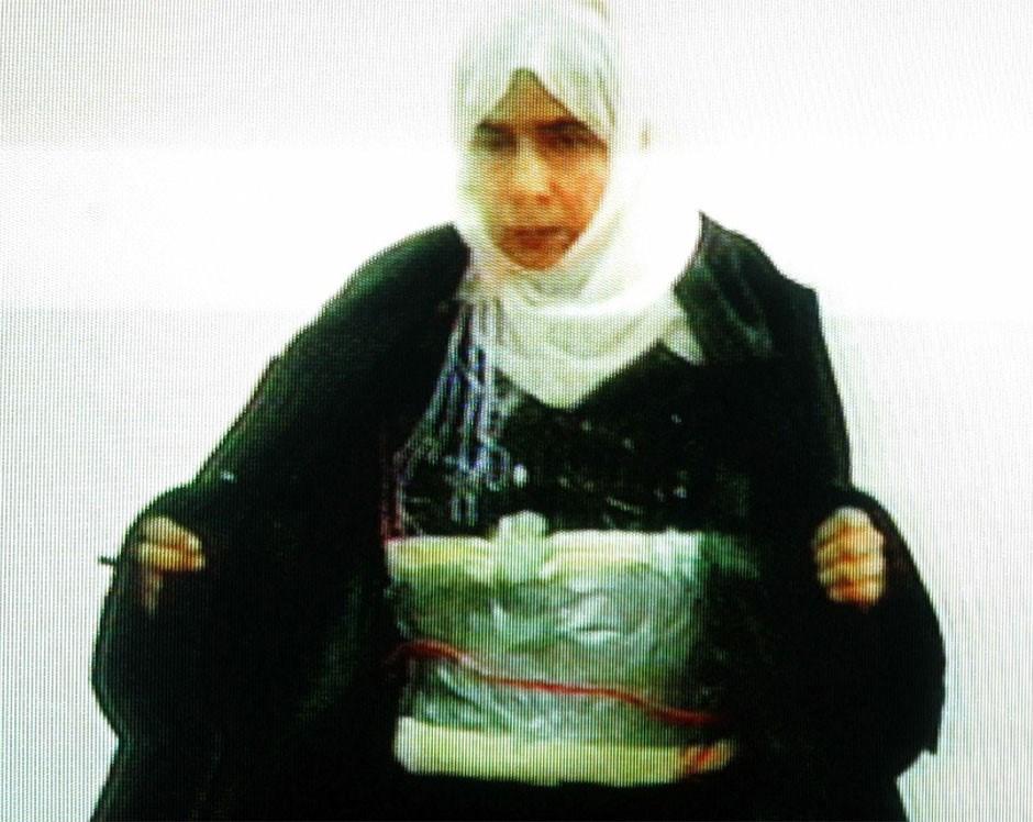 Sacide er-Sacide er-Rişavi Ürdün devlet televizyonunda bombalı yeleği ile itiraflarda bulunmuştu.