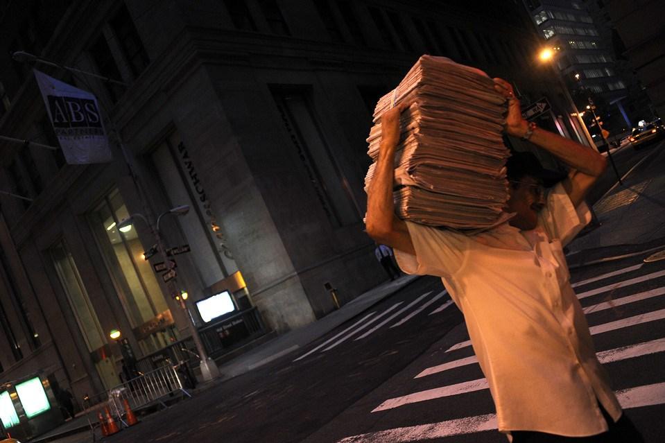 Uykusuz şehir: New York