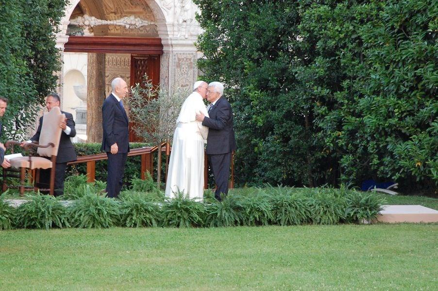Vatikan'da barış duası
