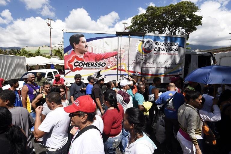 Venezuela'da market sahipleri hapse atıldı
