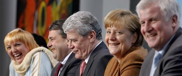 Wulff Almanya'yı birleştirdi!