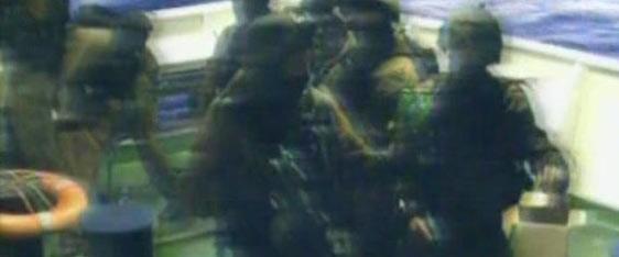 Yağmacı İsrail askerleri mahkemeye sevk edildi