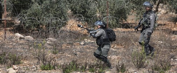 israil batı şeria ırkçı saldırı101018.jpg