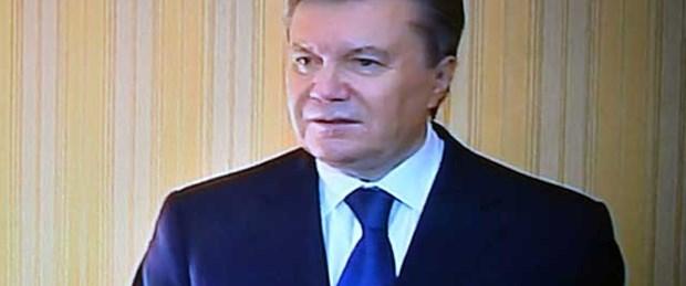 Yanukoviç görevden alındı
